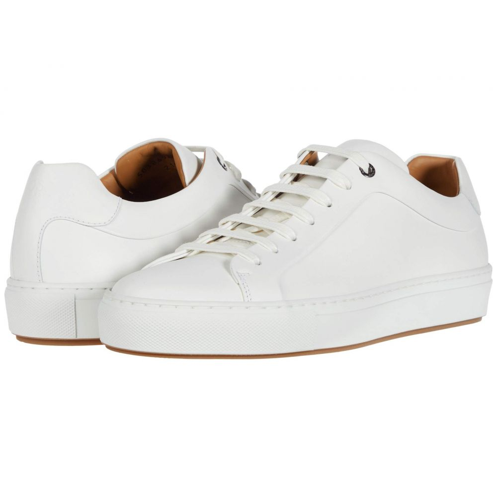 ヒューゴ ボス BOSS Hugo Boss メンズ スニーカー ローカット シューズ・靴【Mirage Low Top Sneaker by BOSS】White