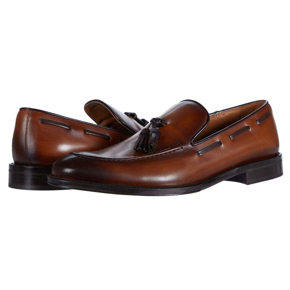 ブルーノ マリ Bruno Magli メンズ ローファー シューズ・靴【Alfio】Cognac Algar Calf