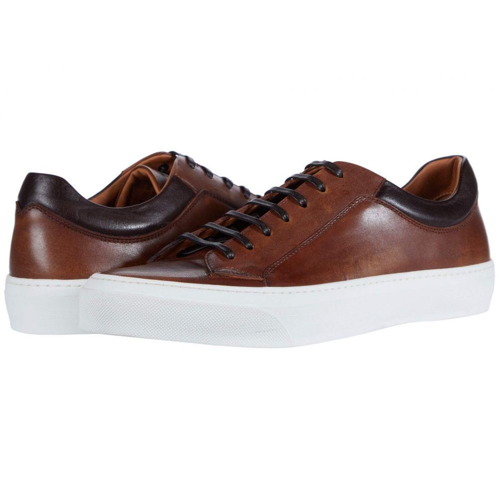ブルーノ マリ Bruno Magli メンズ スニーカー シューズ・靴【Oslo】Cognac