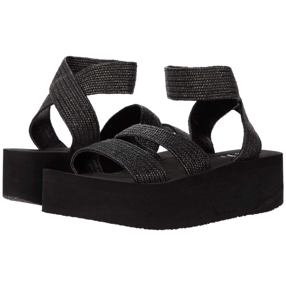 ビラボン Billabong レディース サンダル・ミュール シューズ・靴【Foreshore】Black