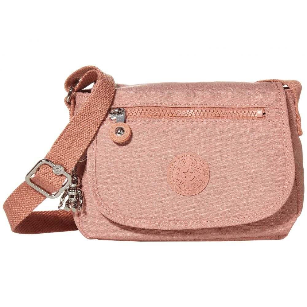 キプリング Kipling レディース ショルダーバッグ バッグ【Sabian Crossbody Mini Bag】Galaxy Twist Pink