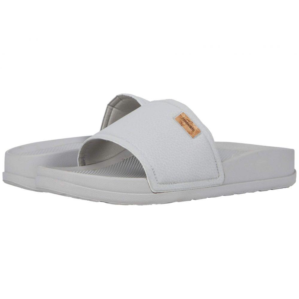 フリーウォータース Freewaters レディース サンダル・ミュール シューズ・靴【Supreem Slide】Light Grey