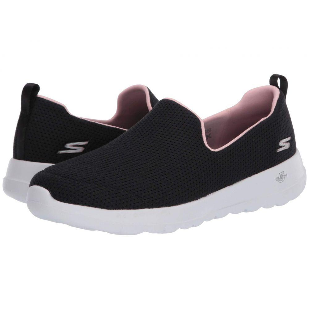 スケッチャーズ SKECHERS Performance レディース スニーカー シューズ・靴【Go Walk Joy - Admira】Black/Pink
