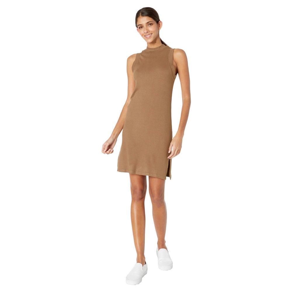 ルーカ RVCA レディース ワンピース ワンピース・ドレス【Lemmon Dress】Vintage Green