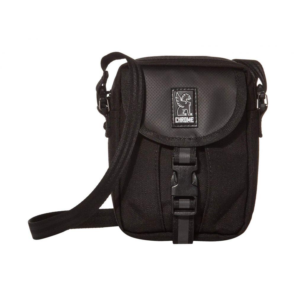 クローム インダストリーズ Chrome レディース ショルダーバッグ バッグ【Shoulder Accessory Pouch】All Black