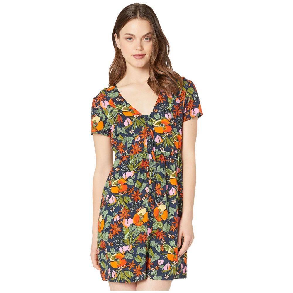 ヴァンズ Vans レディース ワンピース ワンピース・ドレス【Songwriter Dress】Multi Tropic