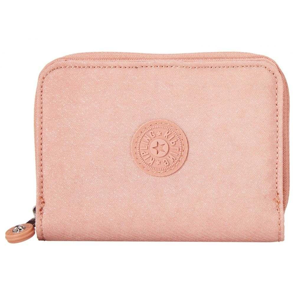 キプリング Kipling レディース 財布 【Money Love RFID Wallet】Galaxy Twist Pink
