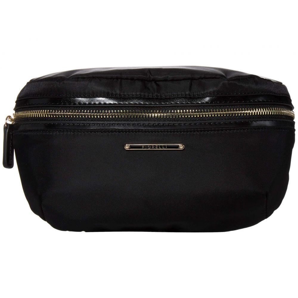 フィオレッリ Fiorelli レディース ボディバッグ・ウエストポーチ バッグ【Clara Belt Bag】Black