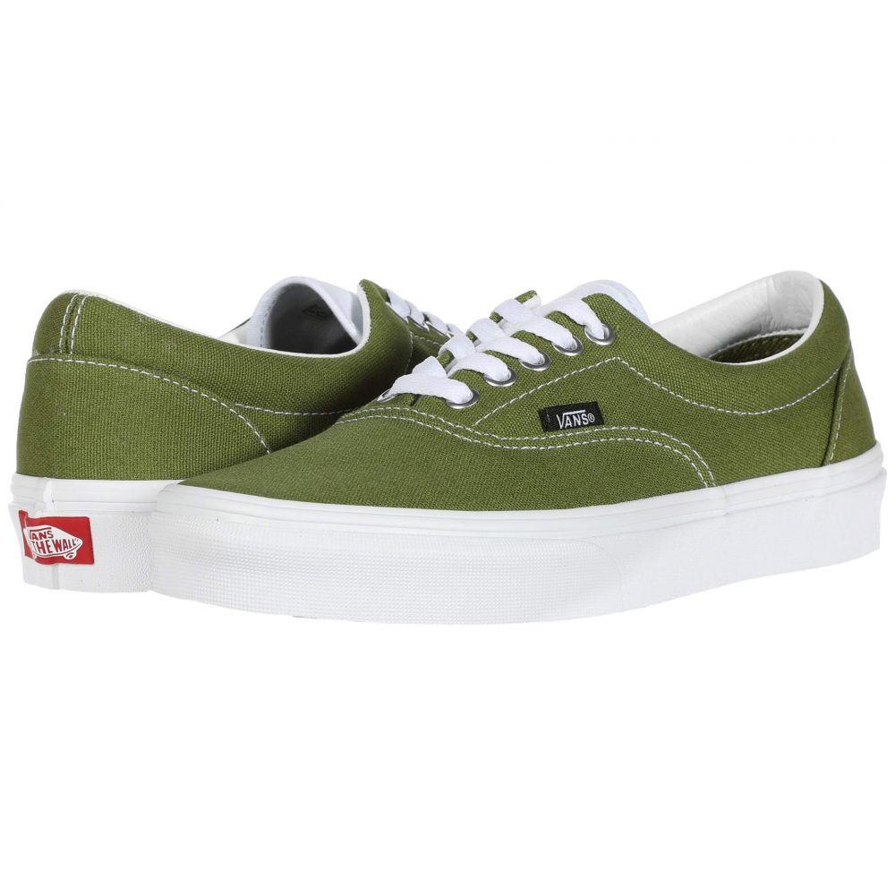 ヴァンズ Vans レディース スニーカー シューズ・靴【Era(TM)】Calla Green/True White