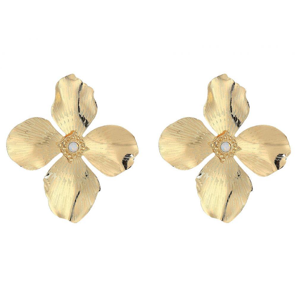 シャシ SHASHI レディース イヤリング・ピアス ジュエリー・アクセサリー【Flower LG Stud Earrings】