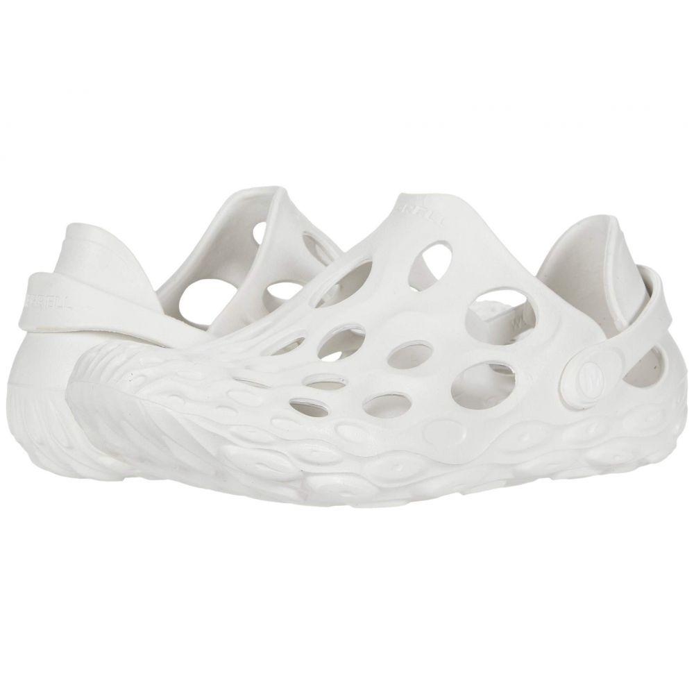 メレル Merrell レディース スニーカー シューズ・靴【Hydro Moc】White
