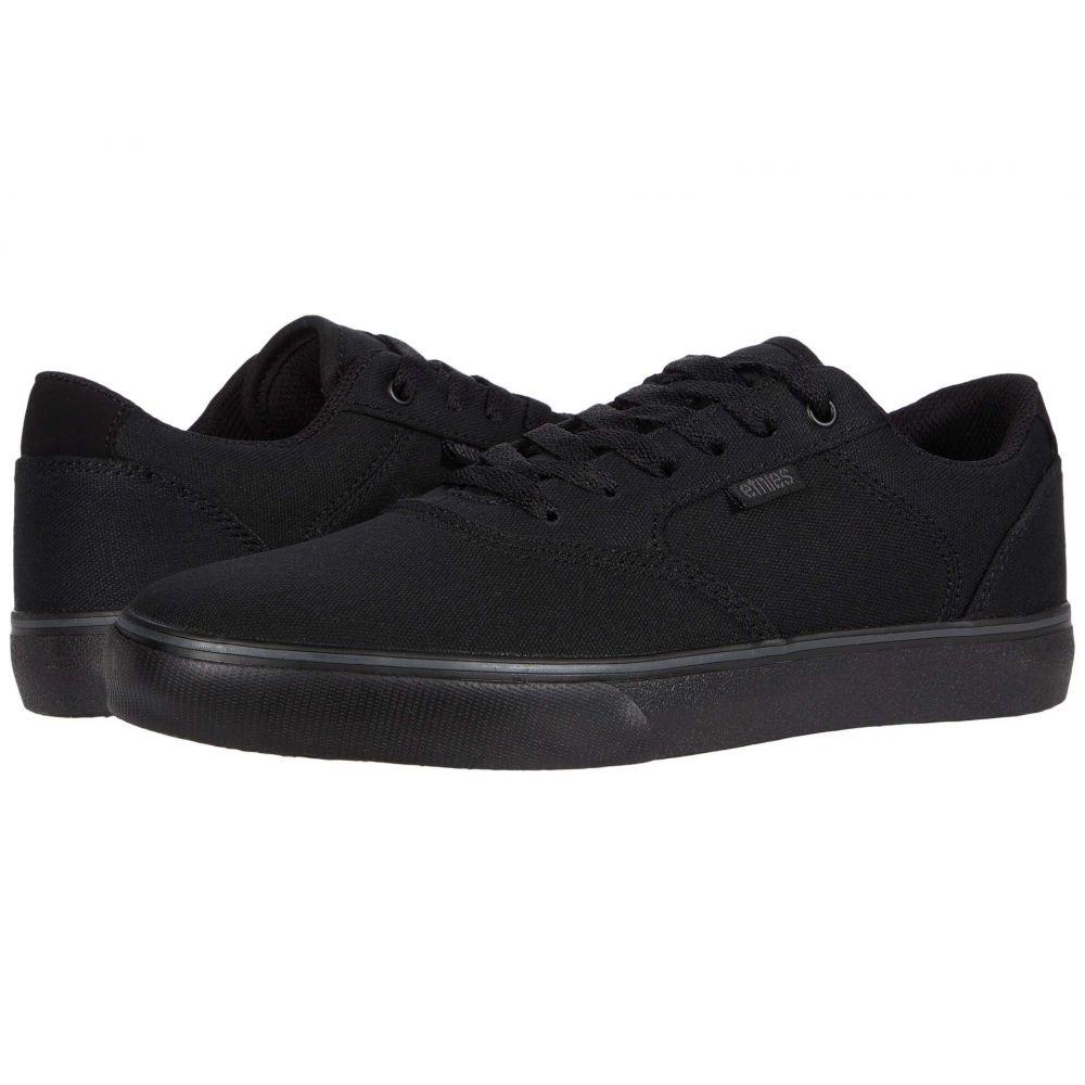 エトニーズ etnies メンズ スニーカー シューズ・靴【Blitz】Black/Black/Black
