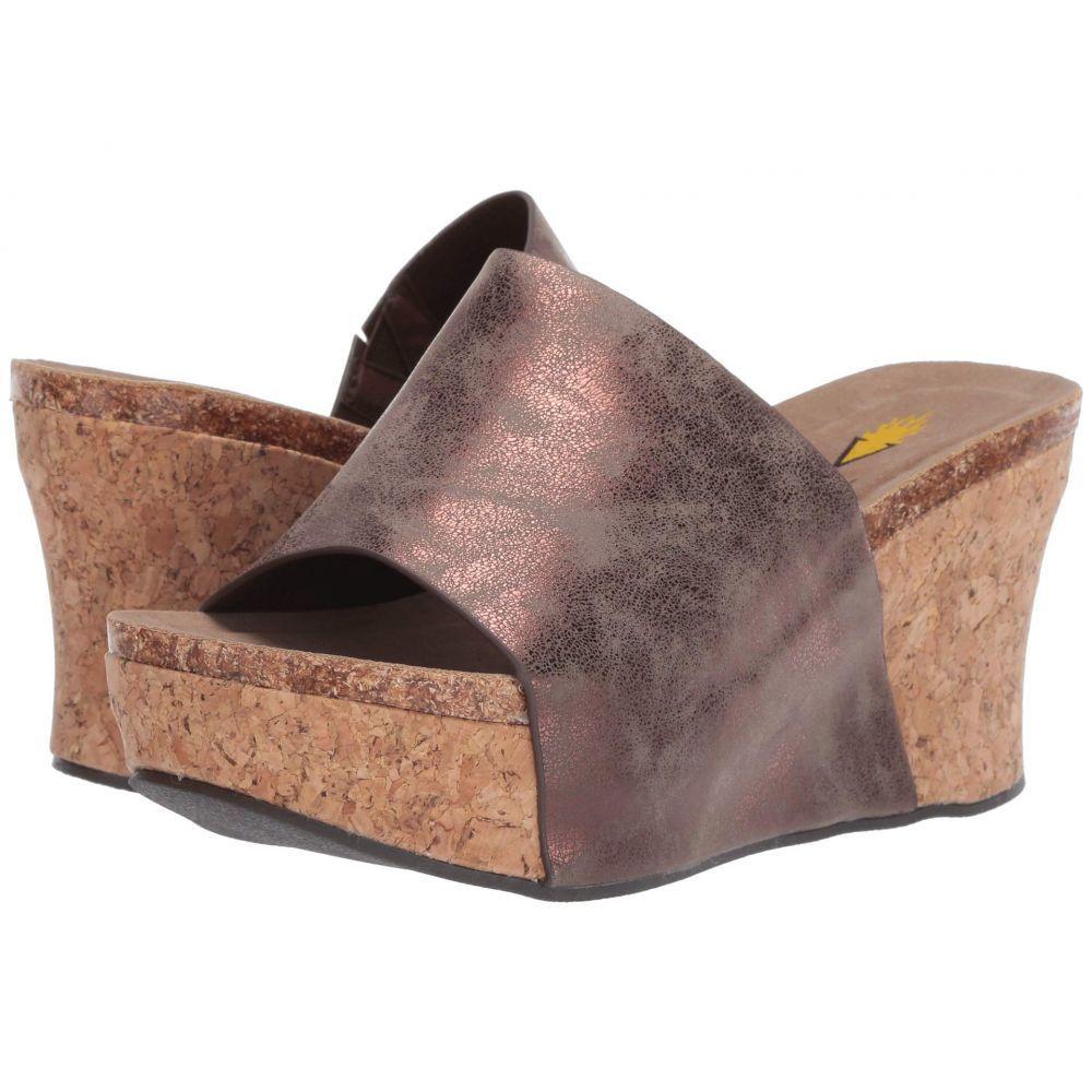 ボラティル VOLATILE レディース サンダル・ミュール シューズ・靴【Madge】Bronze