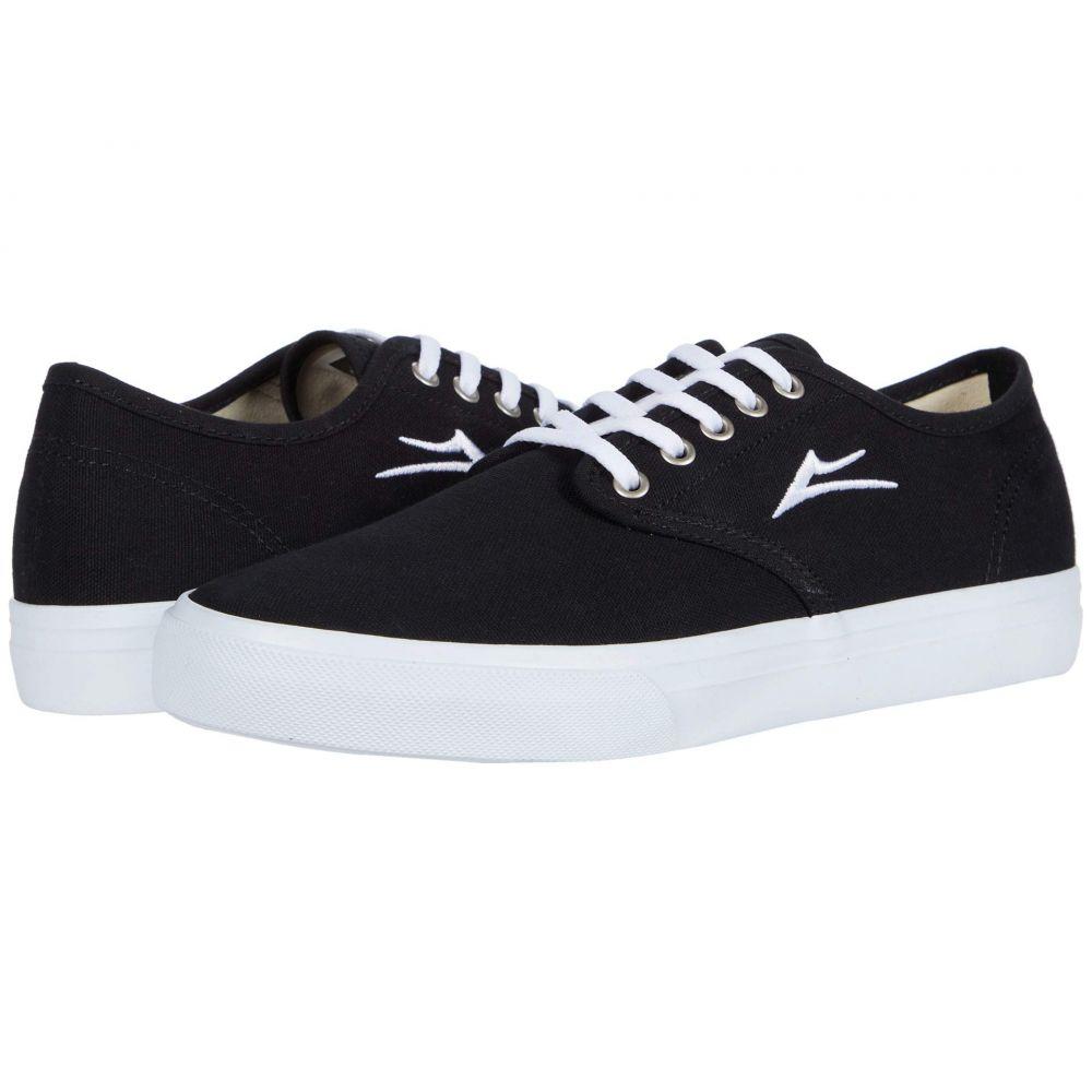 ラカイ Lakai メンズ スニーカー シューズ・靴【Oxford】Black Canvas