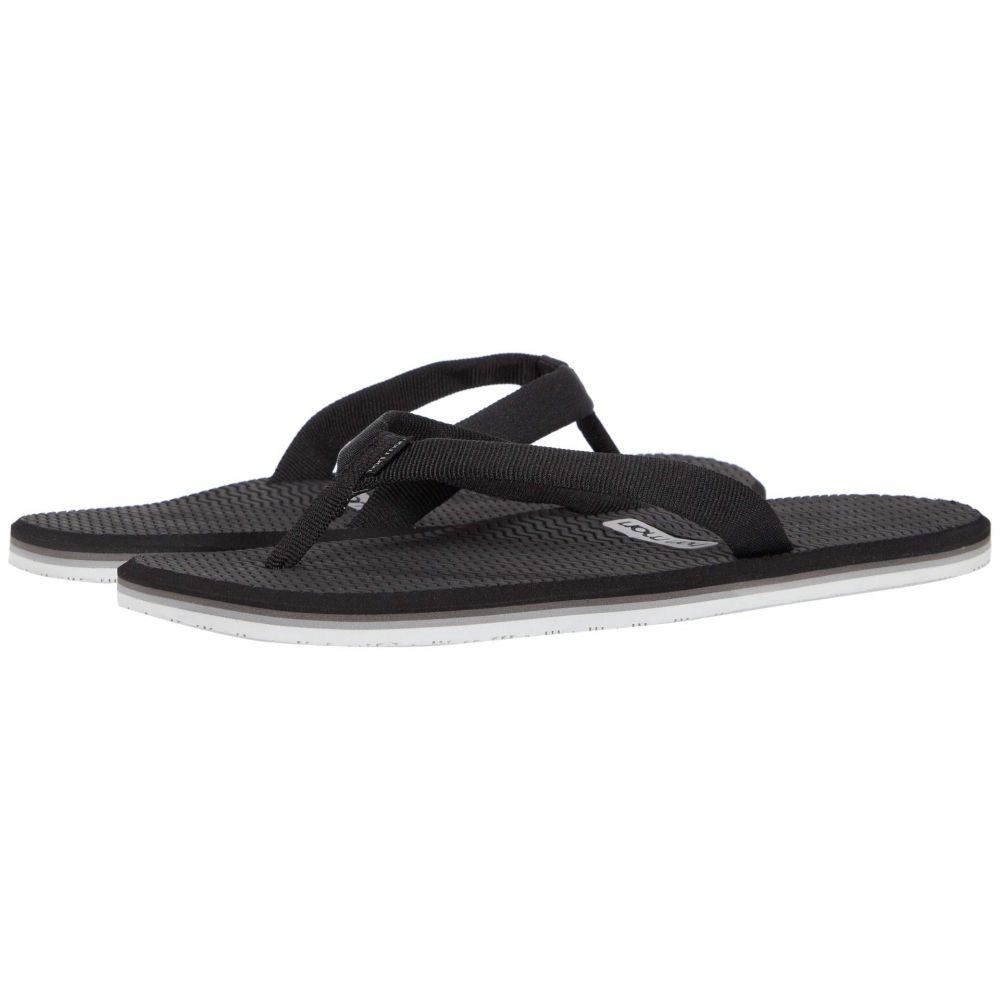 ハリマリ hari mari レディース ビーチサンダル シューズ・靴【Dunes III】Black