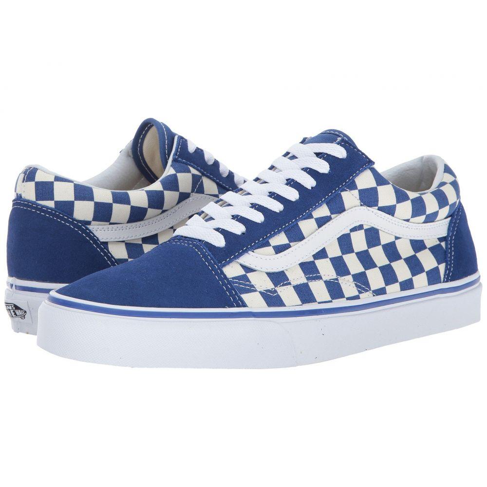 ヴァンズ Vans レディース スニーカー シューズ・靴【Old Skool(TM)】True Blue/White