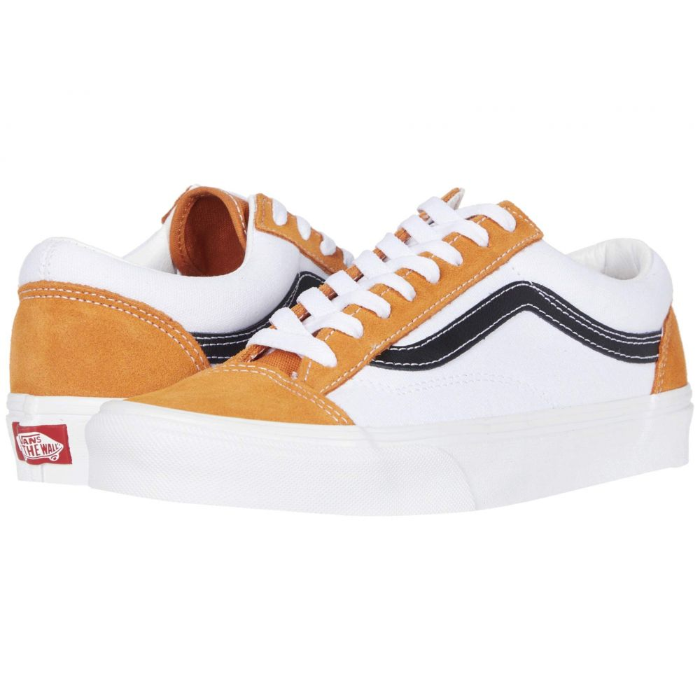ヴァンズ Vans レディース スニーカー シューズ・靴【Style 36】Apricot Buff/True White