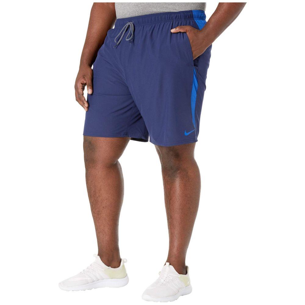 ナイキ Nike メンズ 海パン 大きいサイズ ショートパンツ 水着・ビーチウェア【Big & Tall 9' Contend Volley Shorts】Midnight Navy