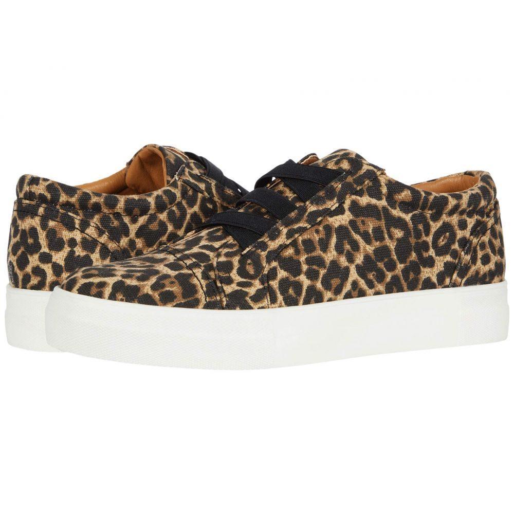 レポート Report レディース スニーカー シューズ・靴【Rowdy】Leopard