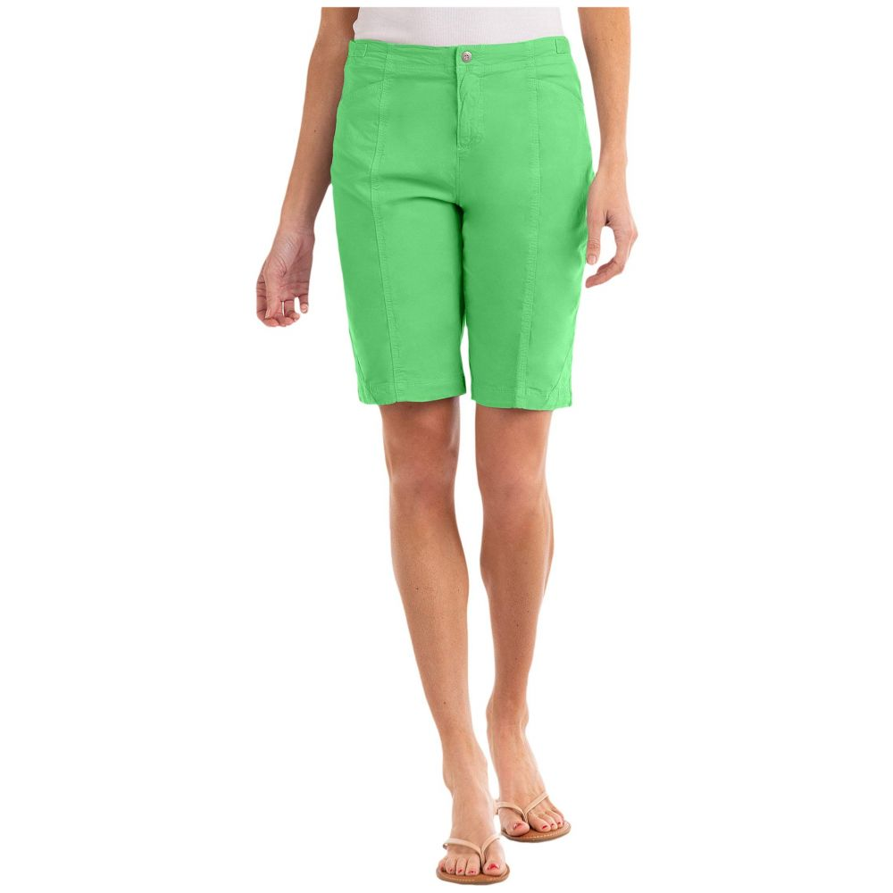 フレッシュプロデュース Fresh Produce レディース ショートパンツ ボトムス・パンツ【Cruiser Shorts in Stretch Broadcloth】Kiwi