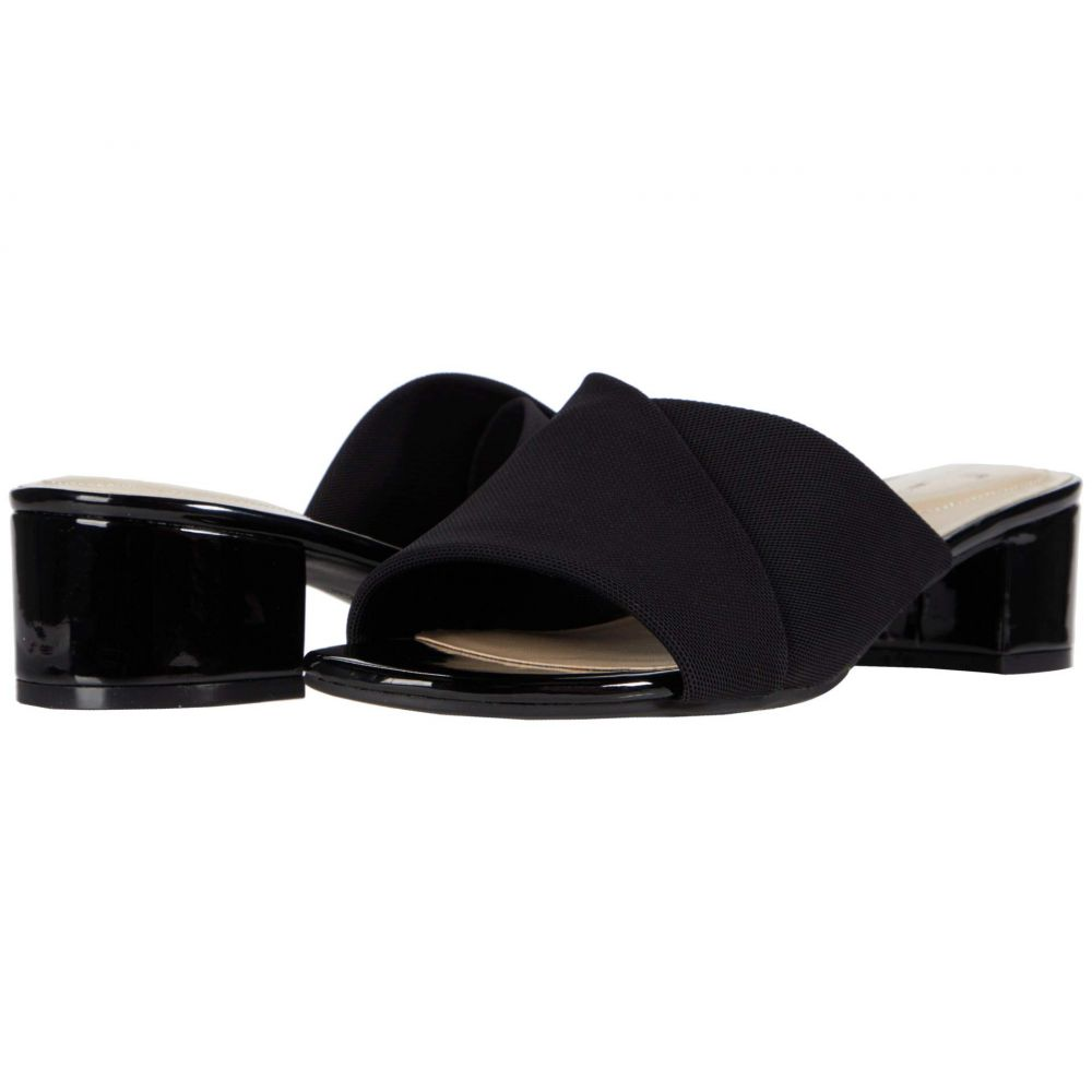 バンドリーノ Bandolino レディース サンダル・ミュール シューズ・靴【Caddie 2】Black