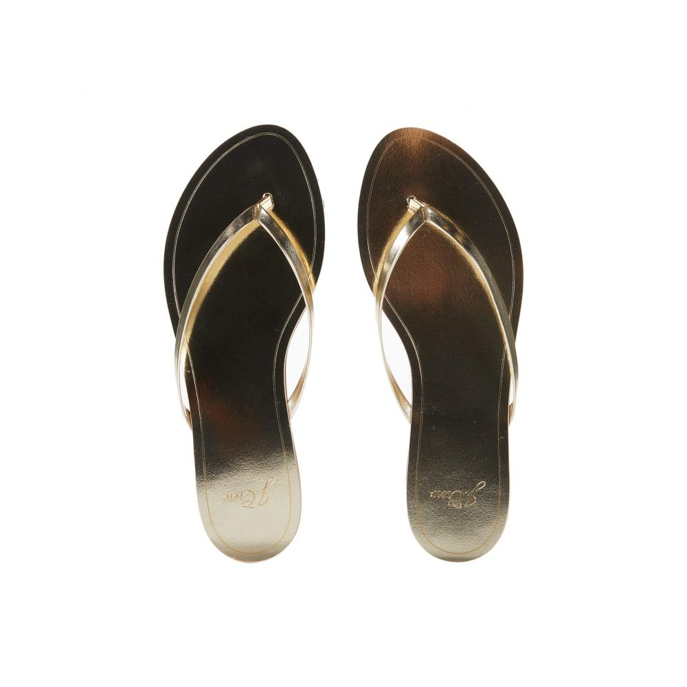 ジェイクルー J.Crew レディース ビーチサンダル シューズ・靴【Mirror Metallic Capri Sandal】