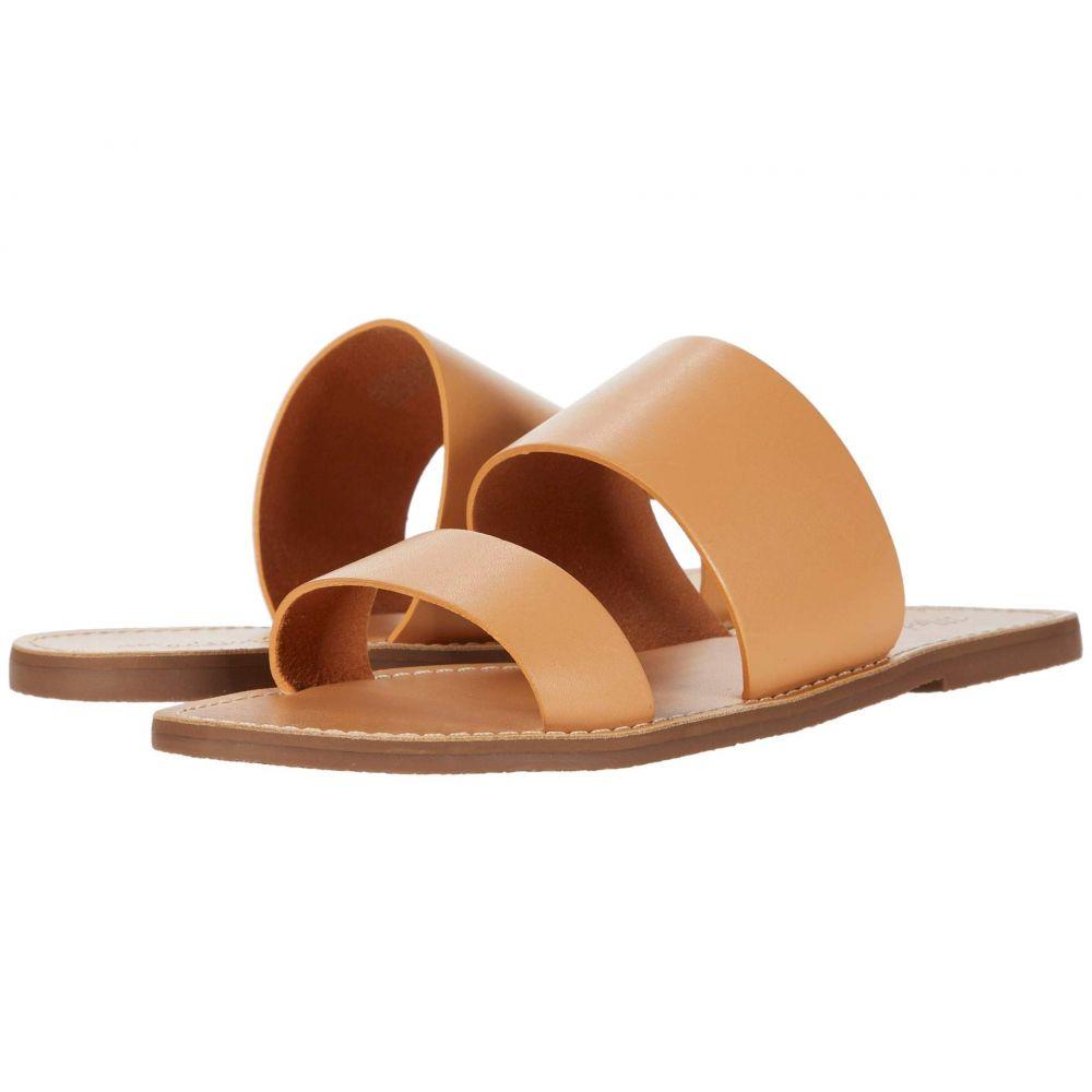 メイドウェル Madewell レディース サンダル・ミュール シューズ・靴【Boardwalk Double Strap Slide】Ashen Sand
