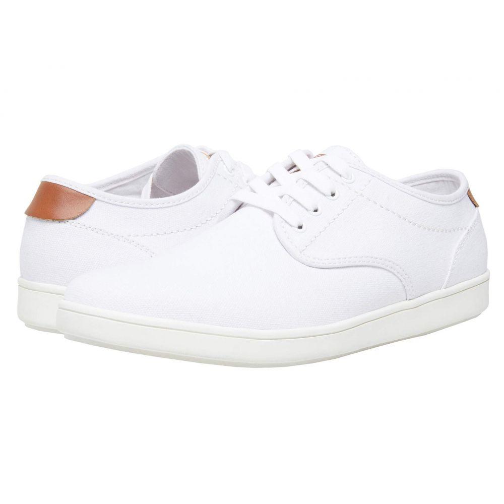 スティーブ マデン Steve Madden メンズ スニーカー シューズ・靴【Fenta】White Canvas