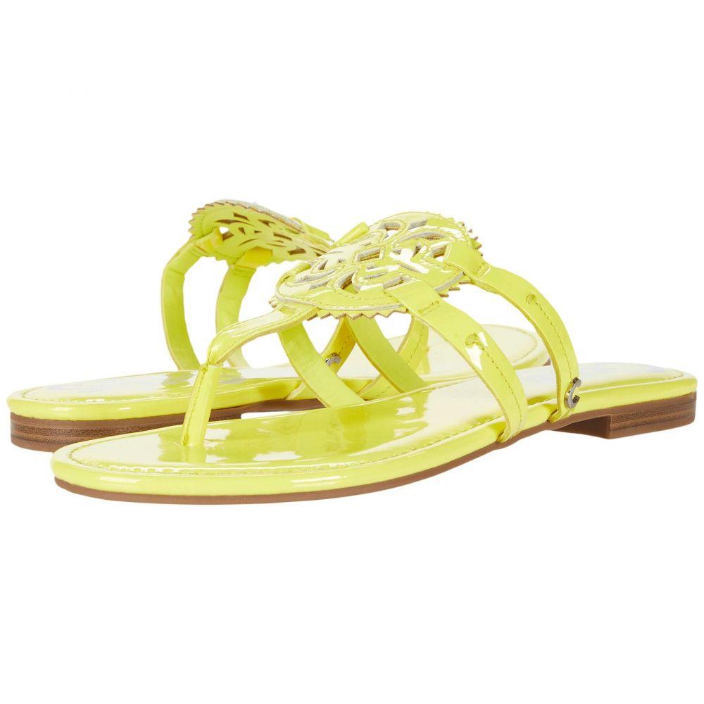 サム エデルマン Circus by Sam Edelman レディース ビーチサンダル シューズ・靴【Canyon】Neon Yellow Neon Patent