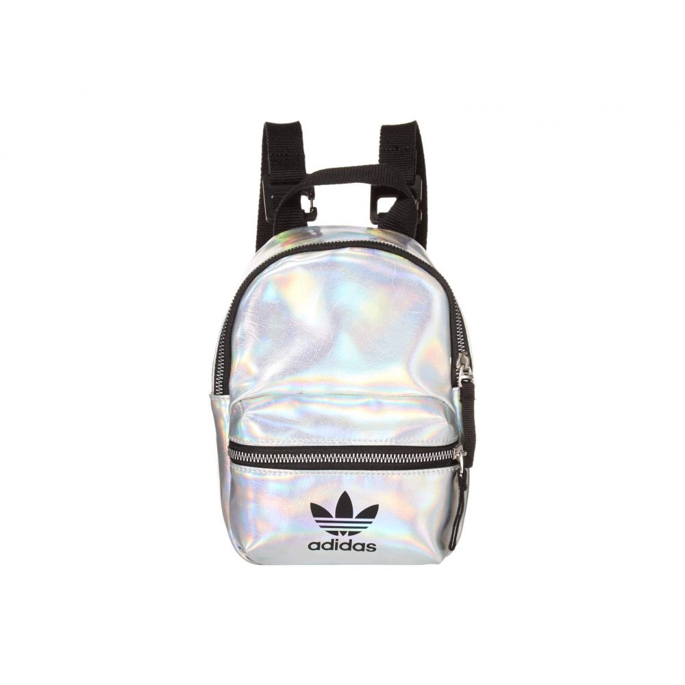 アディダス adidas レディース バックパック・リュック バッグ【Metallic Mini PU Backpack】