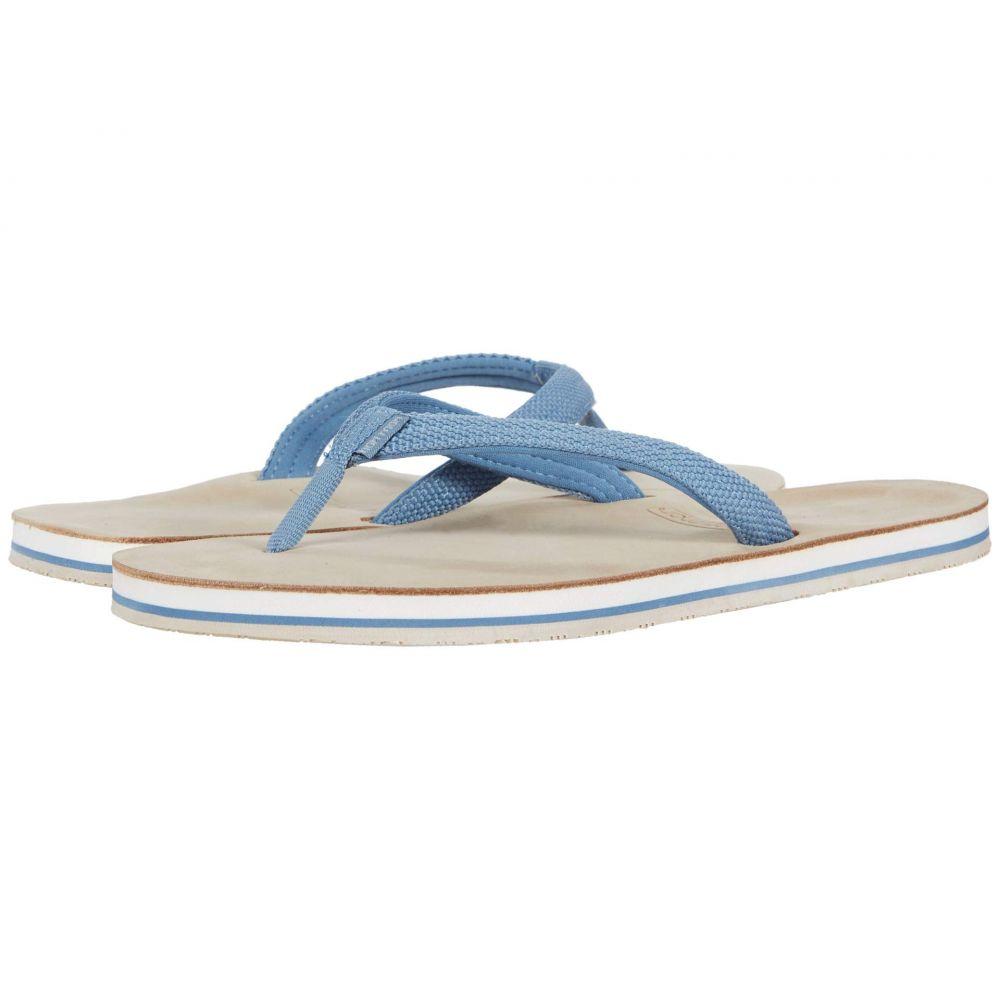 ハリマリ hari mari レディース ビーチサンダル シューズ・靴【Scouts III】Dusty Blue/Sand