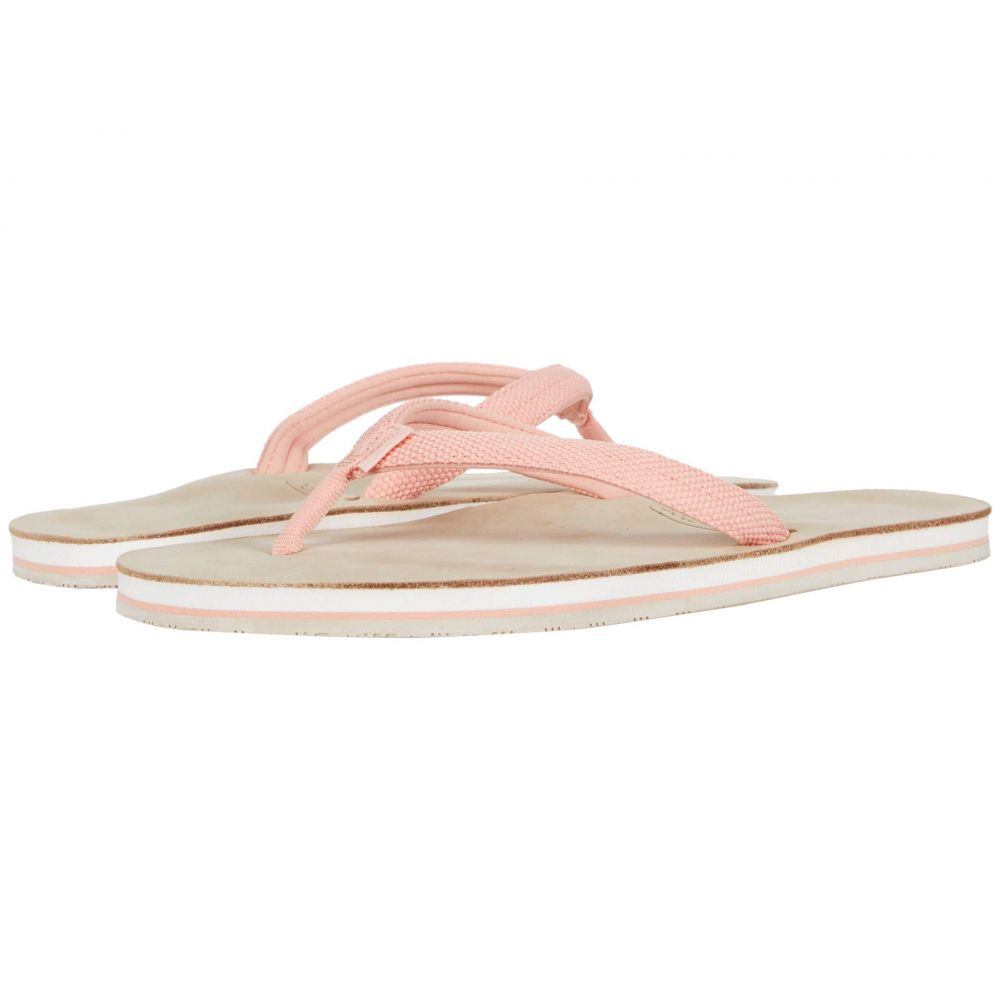 ハリマリ hari mari レディース ビーチサンダル シューズ・靴【Scouts III】Coral Pink/Sand