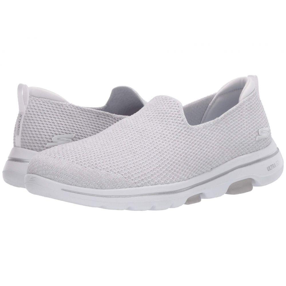 スケッチャーズ SKECHERS Performance レディース スニーカー シューズ・靴【Go Walk 5 - Wonderful】White