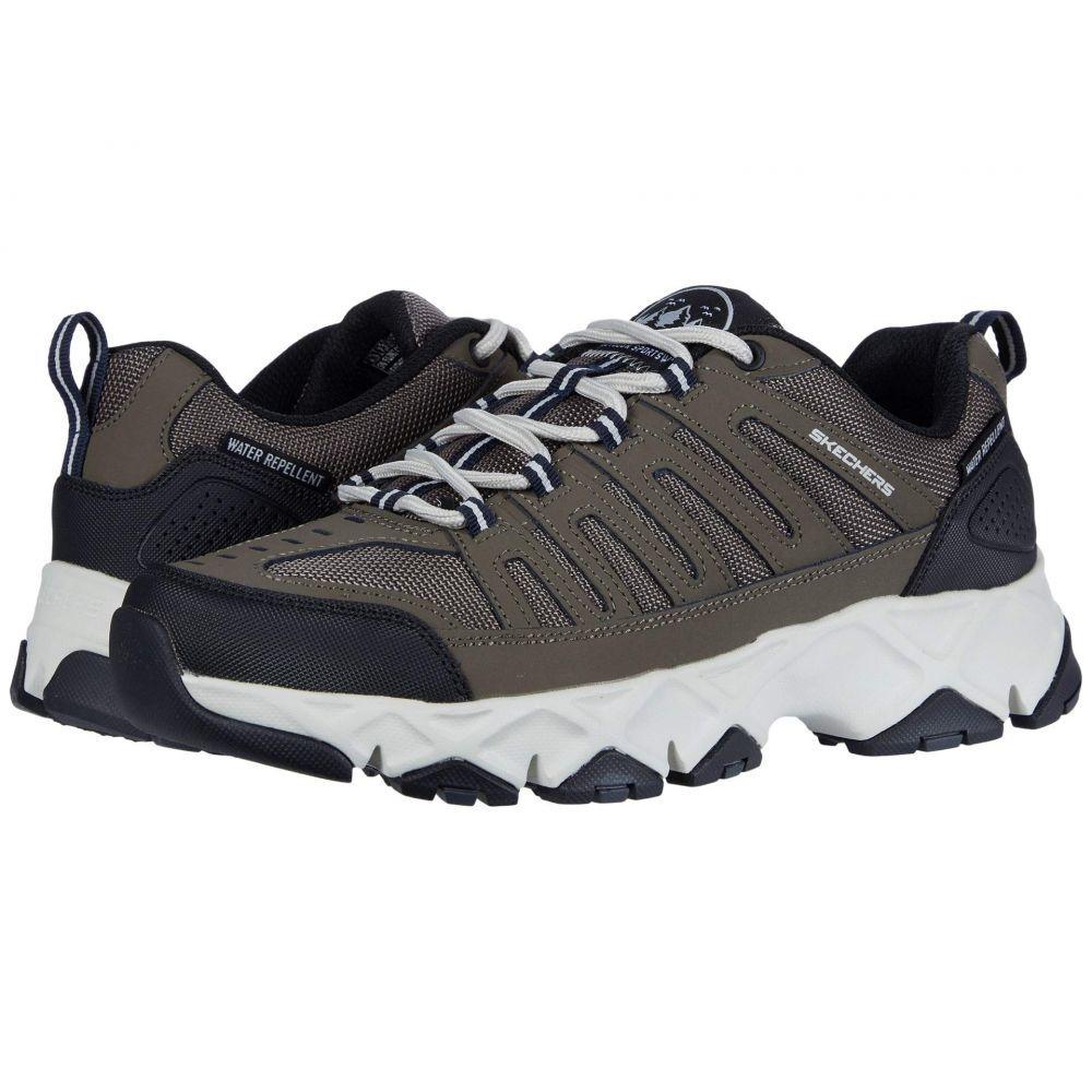 スケッチャーズ SKECHERS メンズ ハイキング・登山 シューズ・靴【Crossbar Stilholt】Brown