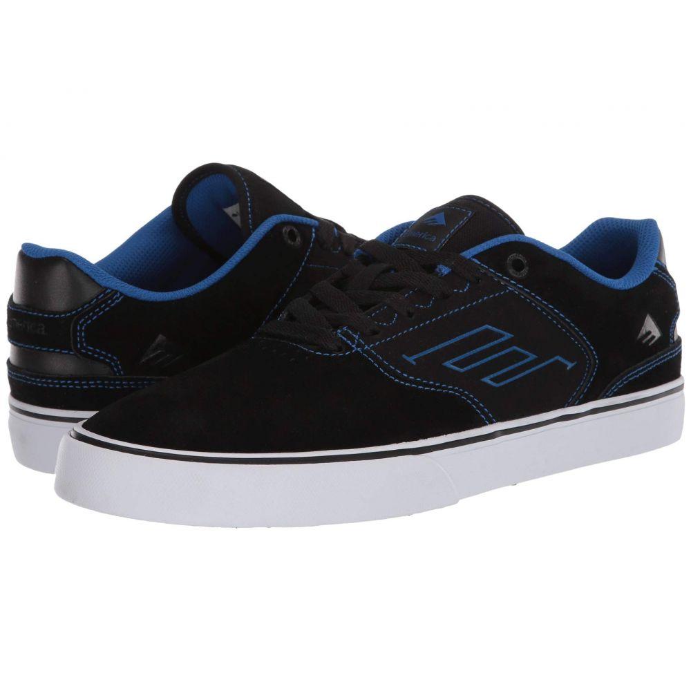 エメリカ Emerica メンズ スニーカー シューズ・靴【The Low Vulc】Black/Blue