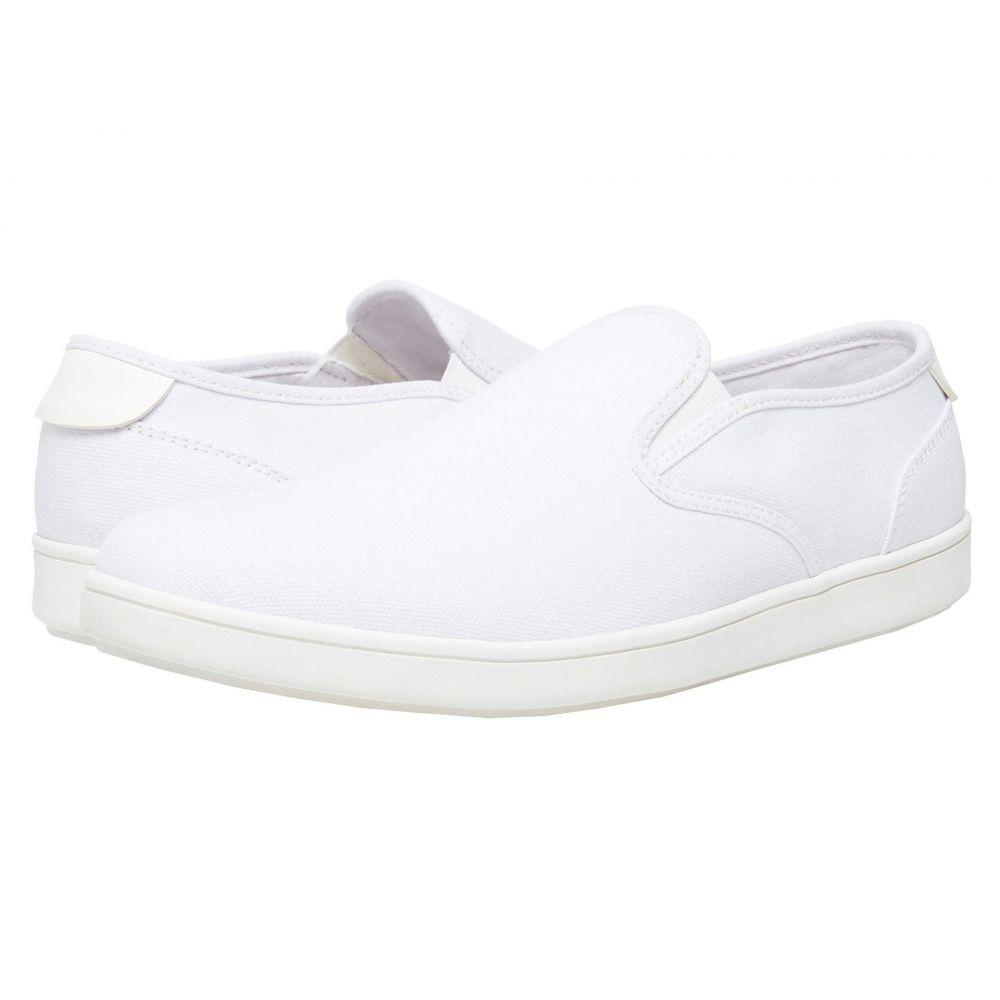スティーブ マデン Steve Madden メンズ スニーカー シューズ・靴【Fenta-S】White Canvas