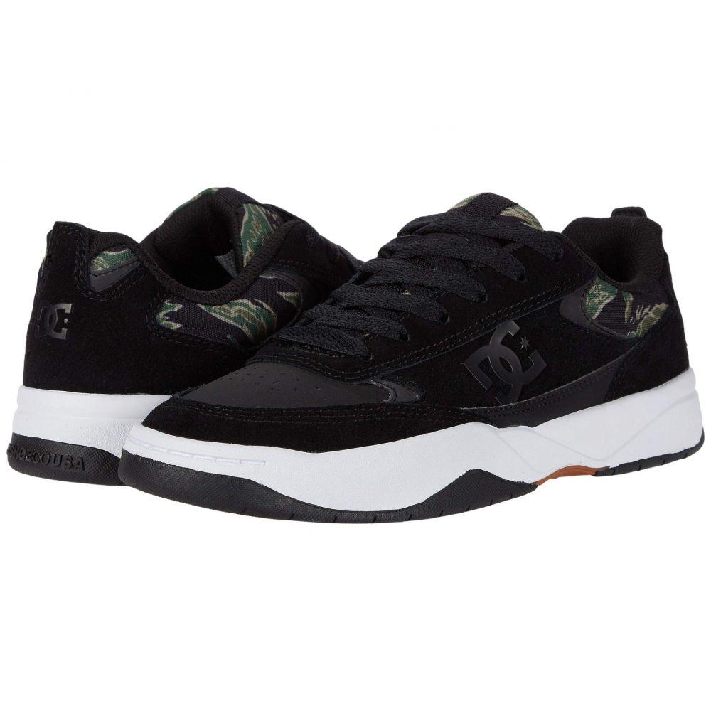 ディーシー DC メンズ スニーカー シューズ・靴【Penza】Black/Camo Print