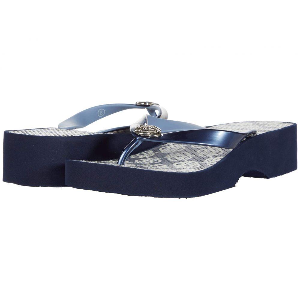 ブライトン Brighton レディース ビーチサンダル シューズ・靴【Karrie】Navy