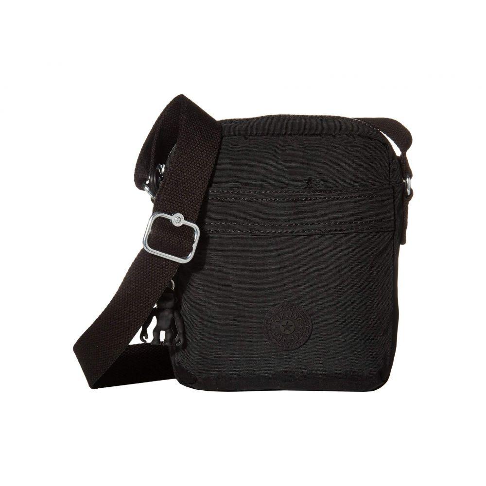 キプリング Kipling レディース ショルダーバッグ バッグ【Hisa Crossbody Bag】Black Noir