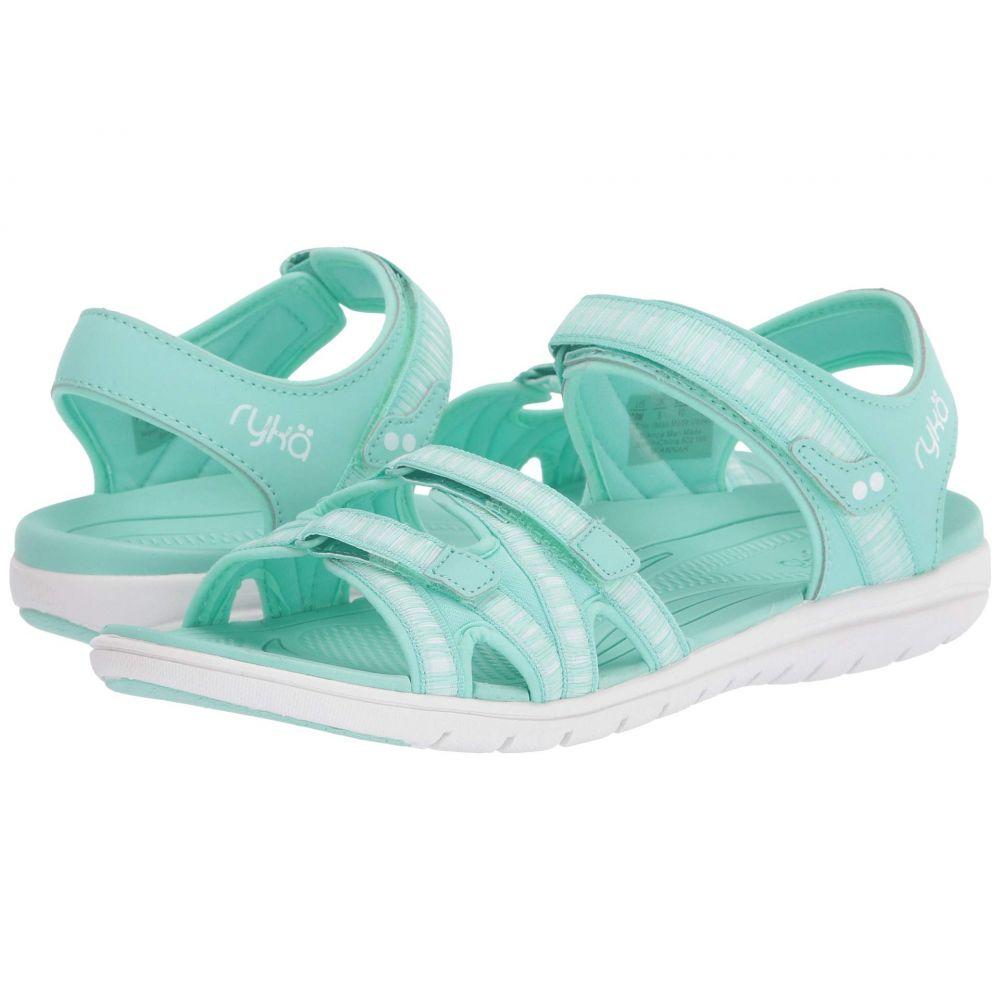 ライカ Ryka レディース サンダル・ミュール シューズ・靴【Savannah】Aqua
