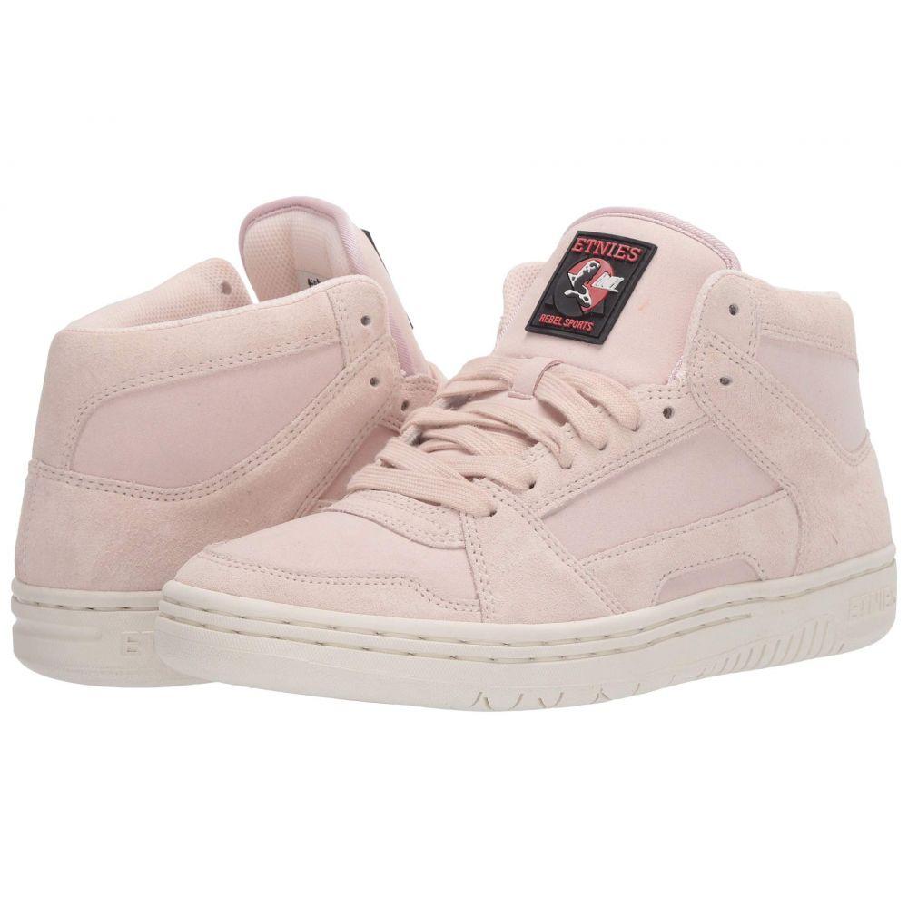 エトニーズ etnies レディース スニーカー シューズ・靴【MC Rap High】Pink