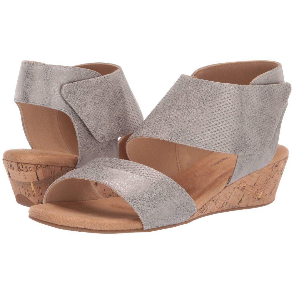 ロックポート Rockport レディース サンダル・ミュール シューズ・靴【Calia Two-Piece Sandal】Taupe
