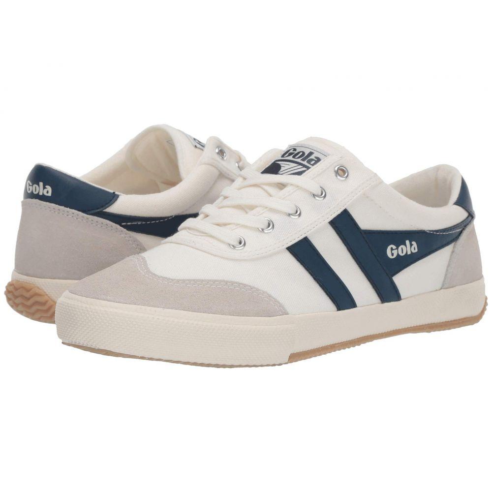 ゴーラ Gola レディース スニーカー シューズ・靴【Badminton】Off-White/Baltic