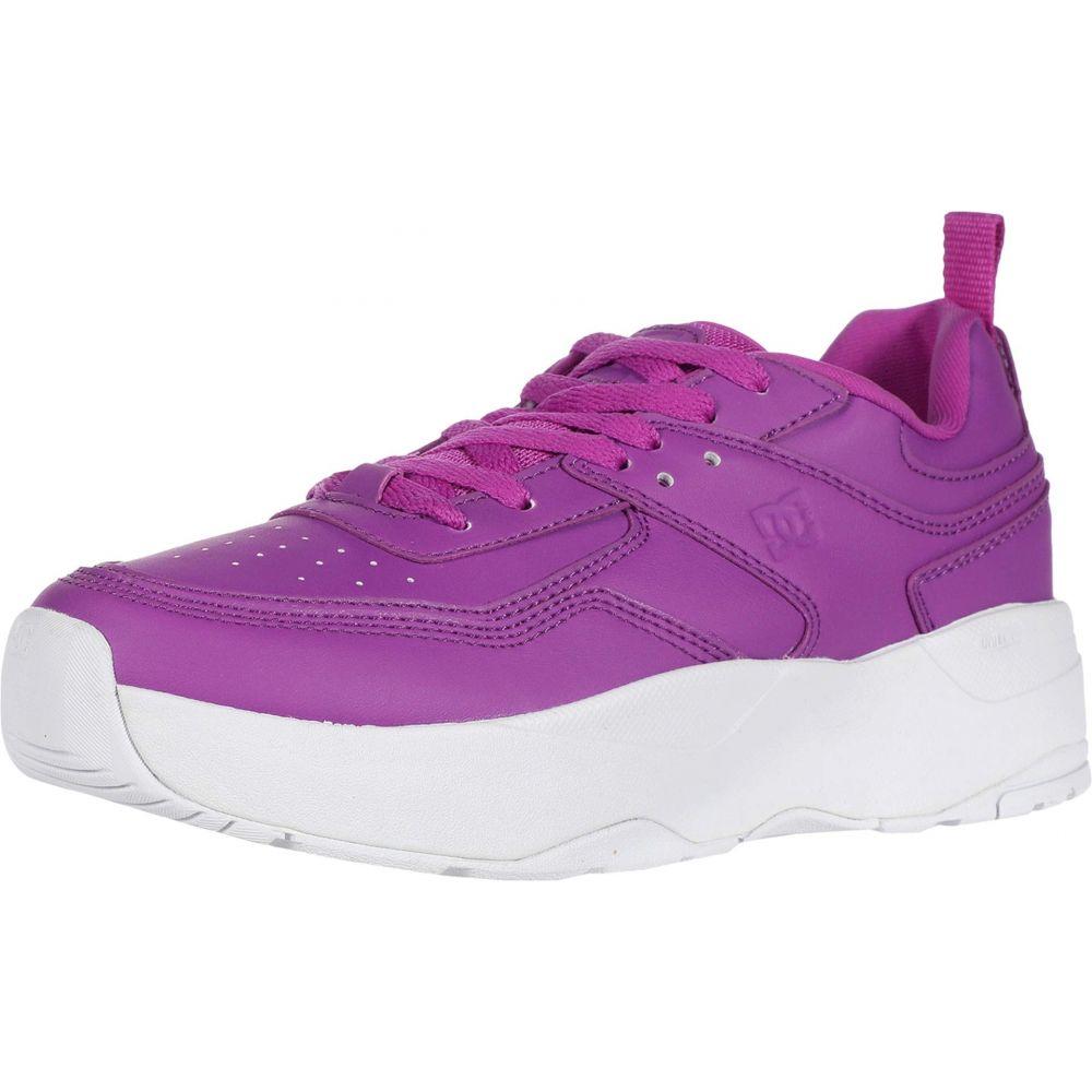 ディーシー DC レディース スニーカー シューズ・靴【E.Tribeka Platform】Purple