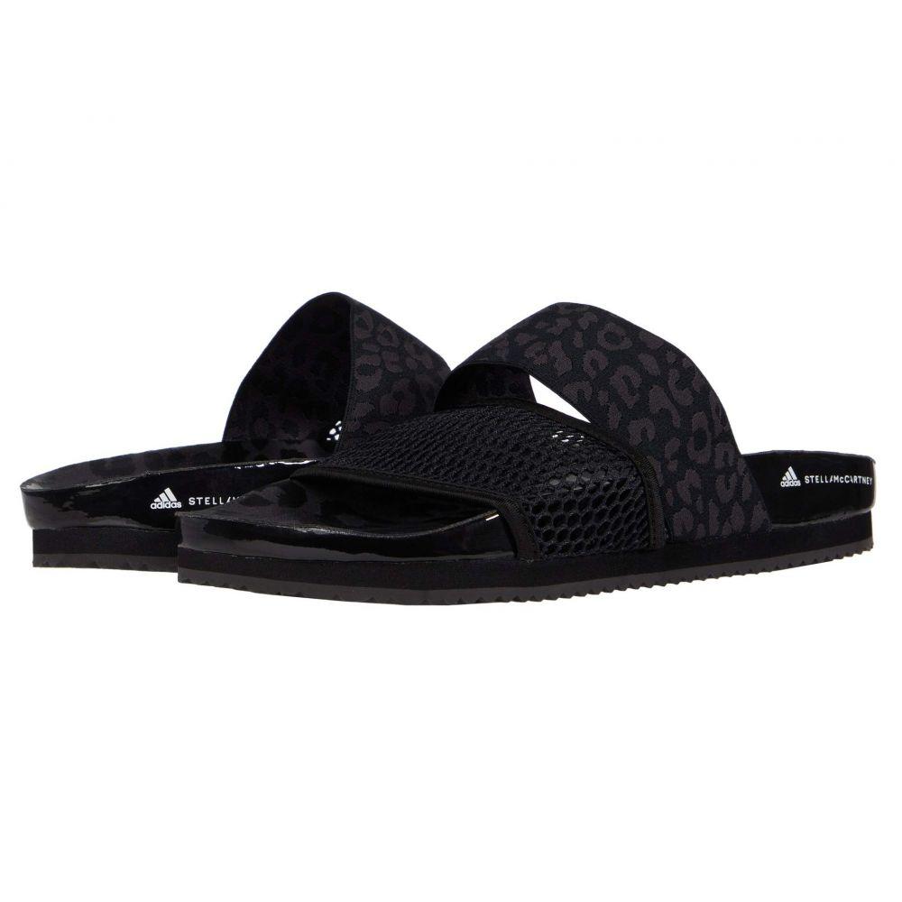 アディダス adidas by Stella McCartney レディース サンダル・ミュール スライドサンダル シューズ・靴【Stella-Lette Slide Sandal】Core Black/Ultimate Black/Footwear White