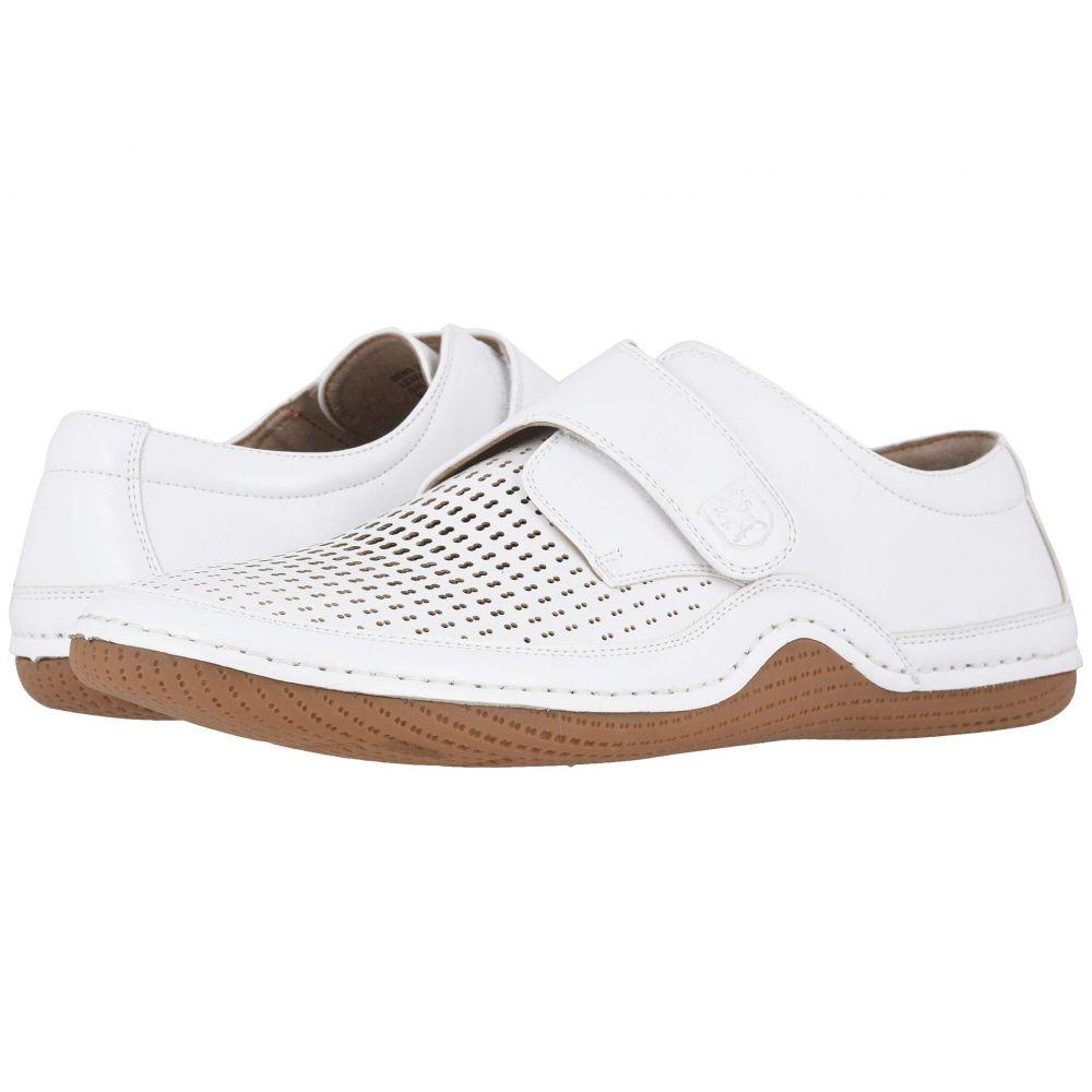 ステイシー アダムス Stacy Adams メンズ 革靴・ビジネスシューズ モンクストラップ シューズ・靴【Omega Casual Monk Strap】White