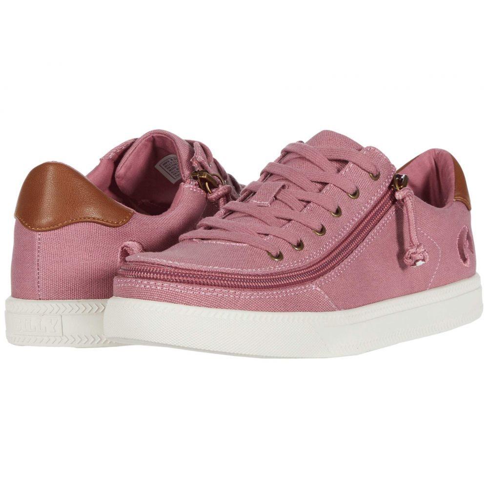ビリーフットウェア BILLY Footwear レディース スニーカー シューズ・靴【Classic Lo】Dusty Rose/White