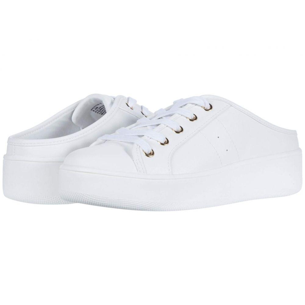 スティーブ マデン Steve Madden レディース スニーカー シューズ・靴【Bertie-Z】White