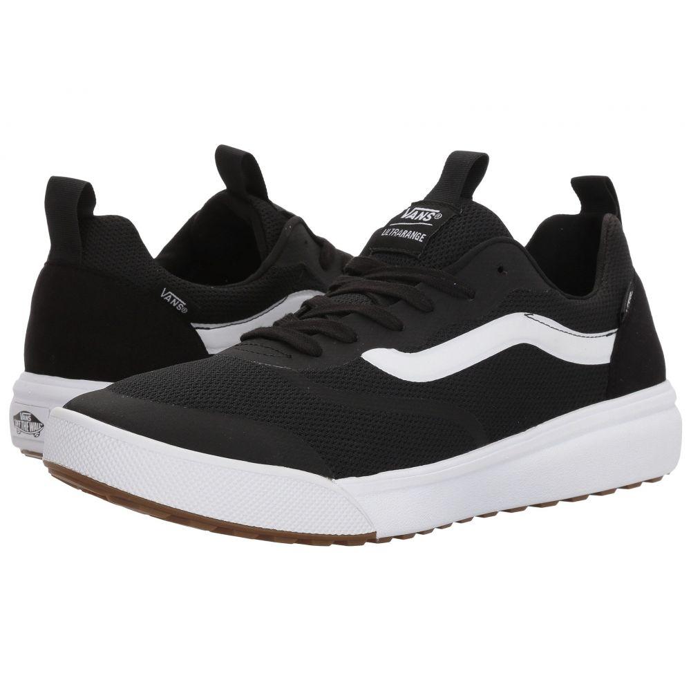 ヴァンズ Vans レディース スニーカー シューズ・靴【UltraRange Rapidweld】Black/White