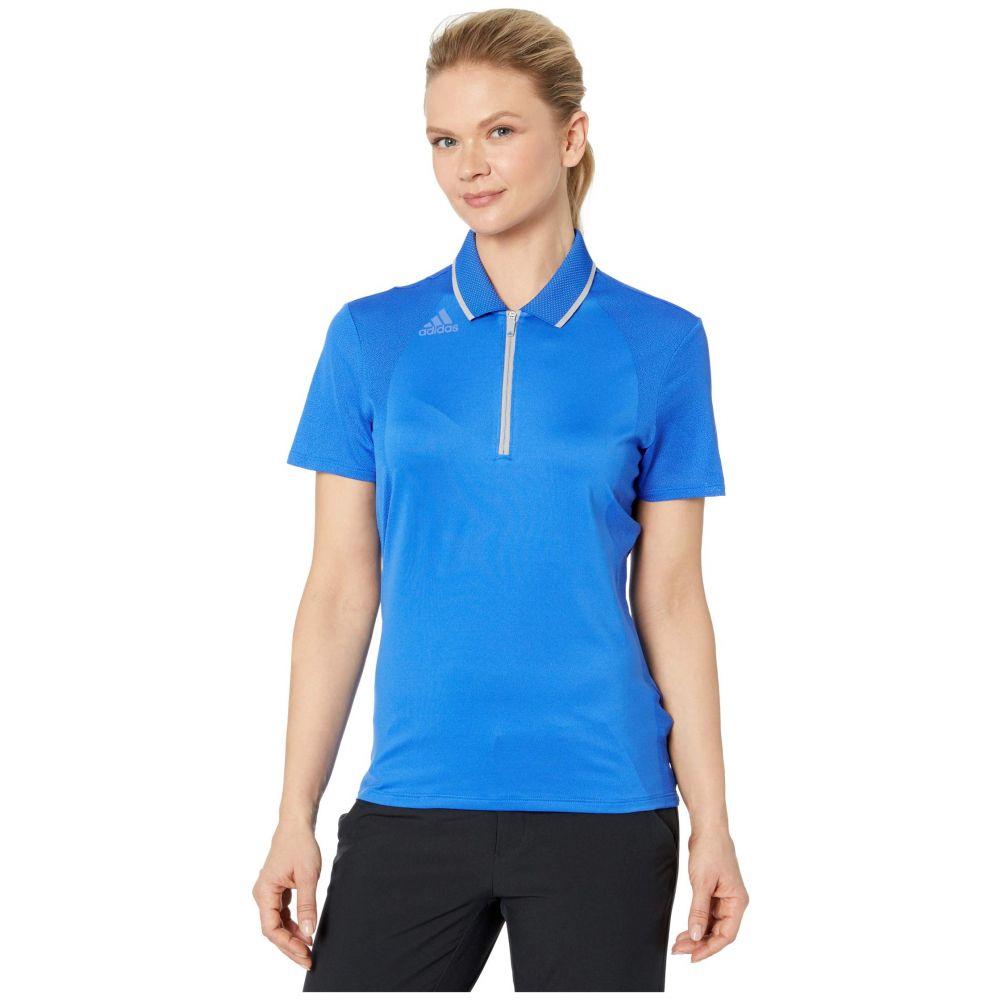アディダス adidas Golf レディース ポロシャツ トップス【AEROREADY Engineered Polo Shirt】Glory Blue